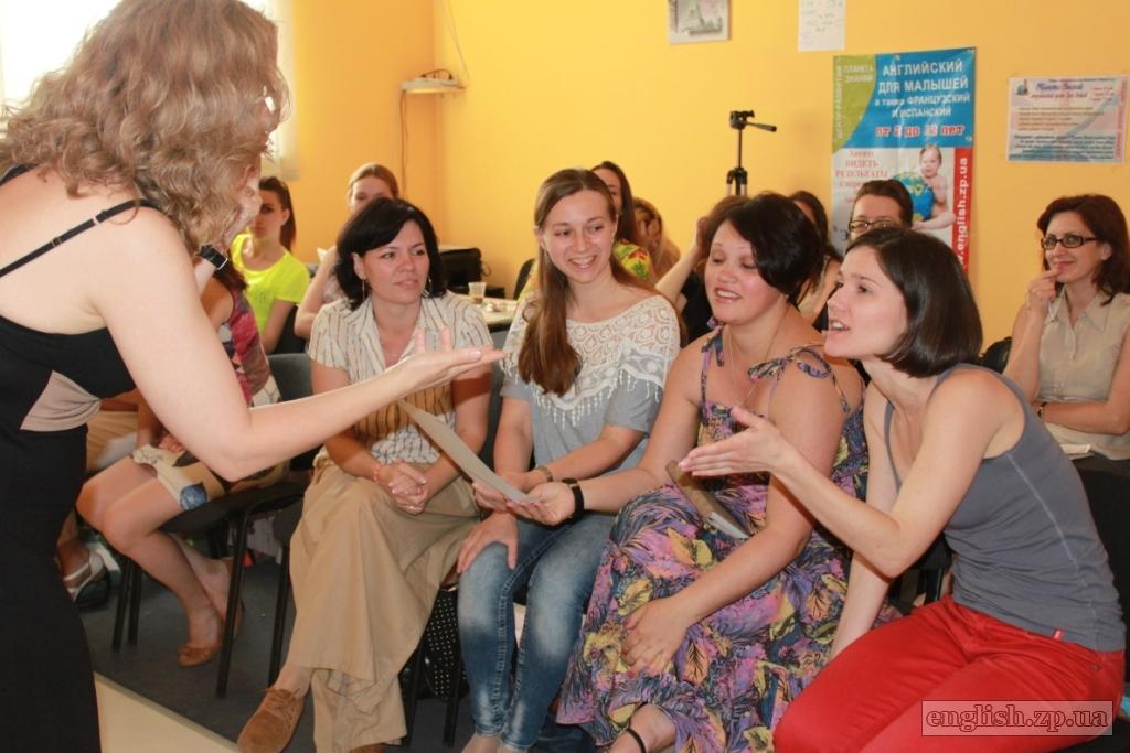 Семинары В.Мещеряковой в Украине